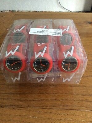Wholesale Job Lot 6 Slap Snap On Watches Fashion Rrp £5 Each Resale New