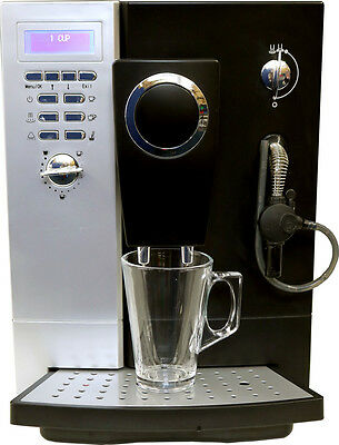SALE Fully Automatic Coffee Machine CLTQ003 DEANGELO SUPREMO BEAN TO CUP COFFEE