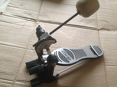 Free P&P. Chain Drive Mapex Bass Drum Pedal. For Kit.