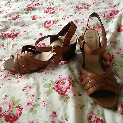 New Look Leather Shoes Size 7