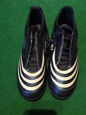 adidas F10 football boots size 8