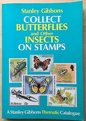 Collect Butterflies and Other Insects on Stamps (Stanley Gibbons)