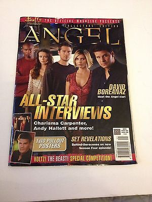 Buffy The Vampire Slayer-The Official Magazine-Collectors Edition