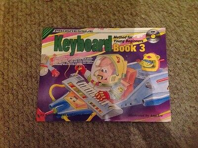 Keyboard for young beginners-Book 3