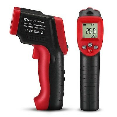 Infrared Thermometer -58  to 788  EC Technology Non-contact LCD Display Laser...