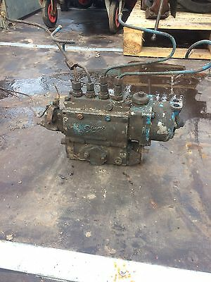 fordson tractor simms diesel injector pump