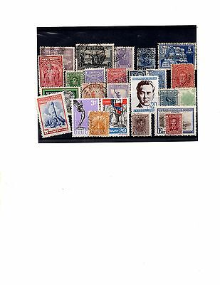 Uruguay Used Stamps (Item 1470)