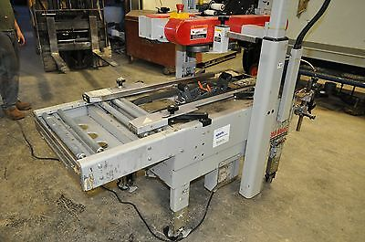 Used 3M - Matic Adjustable Bottom And Top Case Sealer Model 700A Type 39600