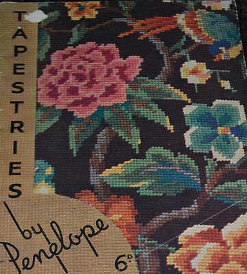 Tapestry Catalogues Vintage Design Reference