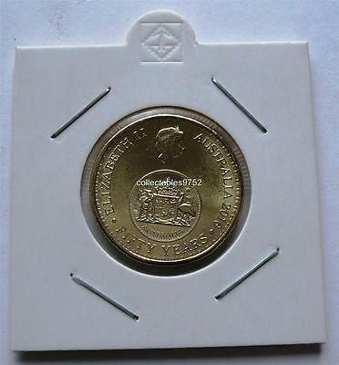 2016 Changeover ONE DOLLAR Coin 50th Anniversary of Decimal Currency UNC