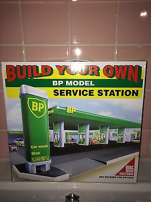 BP Build Your Own Service Station Mint In Original Box