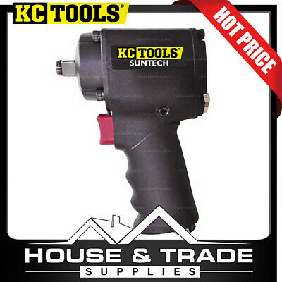 "KC TOOLS 1/2"" Dr Air Impact Wrench Jumbo Hammer SM43-4002"