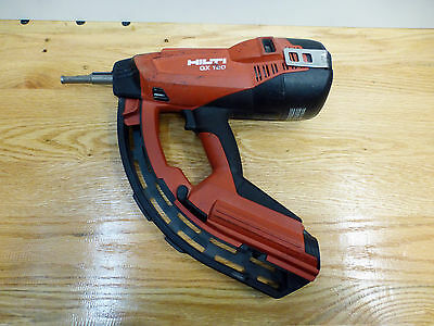 Hilti GX 120 Fully Automatic Gas-Actuated Fastening Tool Only Used