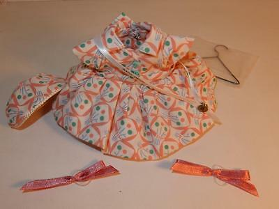 Ginny Doll Vogue Tagged Outfit Miss 1950S Dress Slip Shoes Hat Lot