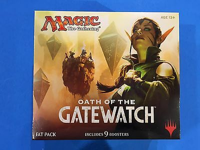 ( OATH OF THE GATEWATCH ) - Fat Pack box - Sealed New! - Magic the gathering MTG