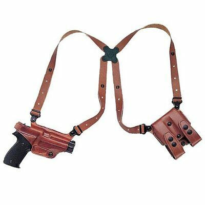 """Galco Miami Classic 2.75/"""" WIDE HARNESS FOR SYSTEM in Tan # SSH"""