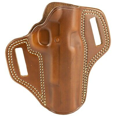 GALCO COMBAT MASTER Belt Holster for Colt Government, 5-Inch, Right Hand,  Tan