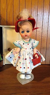 Vintage Ginger Doll With Tagged Outfit-Free Ship