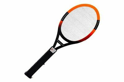 Bug Zapper Tennis Racket Executioner The Electric Swatter Wasp Mosquito Fly