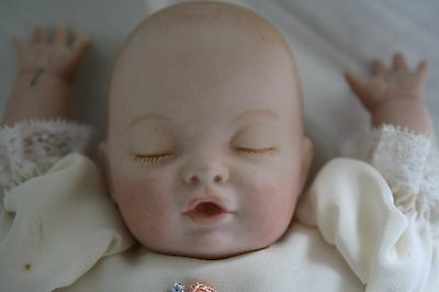 Vintage 1970s Sleeping Baby Doll