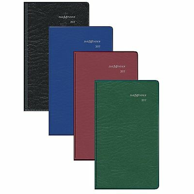 DayMinder Weekly Planner/Appointment Book 2017, 3-5/8 x 6-1/16 SK48-10 Assorted