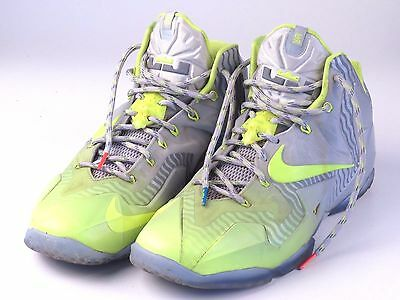 NIKE Lebron XI 11 Basketball Shoes Sneakers Maison Size 11.5 Flywire UK 10.5