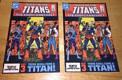 2 Tales of The Teen Titans 44 1984 1st Dick Grayson Nightwing Deathstroke Comic