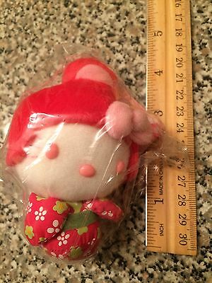 Hello Kitty Gotochi Hot Pink Japanese Charm Sanrio Exclusive For Japan