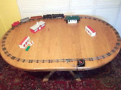 American Flyer Ready To Run Complete Excellent Train Set With Extras Runs Good