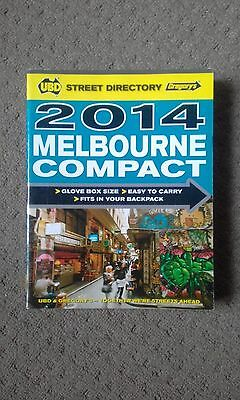 2014 Melbourne Compact Street Directory by Universal Publishers (Paperback,...