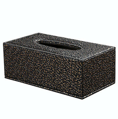 19 Style Tissue Box Home Car Office Paper Cover Case Napkin Holder