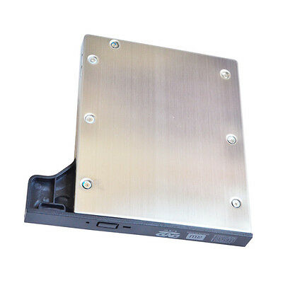 Fourth 9.5mm Universal SATA 3nd HDD SSD Hard Drive Caddy For CD DVD ROM Optical