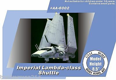 Star Wars 1/144 Lambda Class Shuttle Resin Model Kit