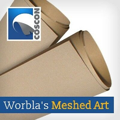 Worbla's Meshed Art - 375x250 (14.75x10 inch) - SHIPPING FROM UK - BEST PRICE