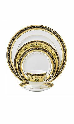 Wedgwood India 24 Piece Dinner Set -valued At  $1935.00
