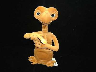 """E T Extra Terrestrial 13"""" Toys R Us Universal Pictures Plush Toy - Hard To Find"""