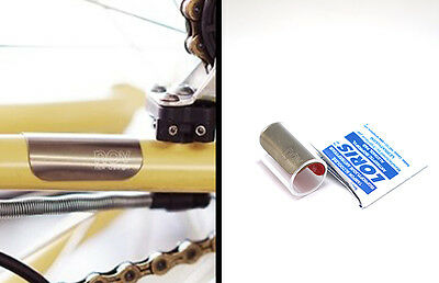 NEW!! nov E-Type titanium guard against Hook Adapter for Brompton [nov161]
