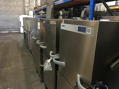 Winterhalter PT-M Pass Through commercial  Dishwasher latest, better than GS 502