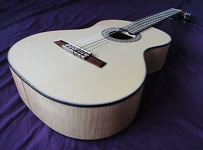 Classical / Flamenco 'Fusion' Concert Guitar - All Solid Woods