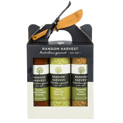 NEW Random Harvest Summer Barbecue Collection Carry Box