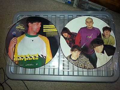 "Vinyl - Inspiral Carpets - John Peel Sessions - 12"" Ep - Unplayed - Record"