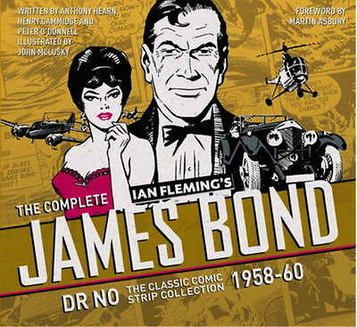 The Complete James Bond: Dr No - The Classic Comic Strip Collection, 1958-1960