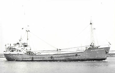 RP Card S.S. SILVERTHORN - Unposted