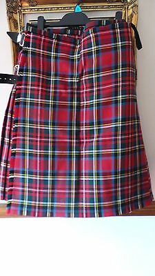 kilt ,Bagpipes,band,wedding,party,christmas Scottish made !!!