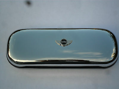 MINI CLUBMAN,COOPER car  brand new chrome glasses case  great gift!!Christmas