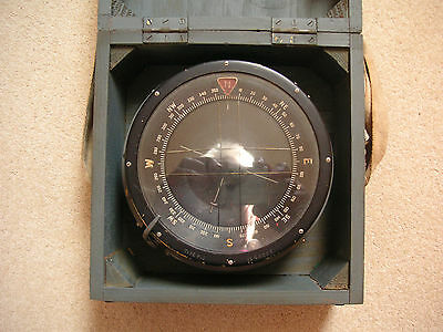 Air Ministry P10 Compass WW2 Spitfire and/or Lancaster Aircraft