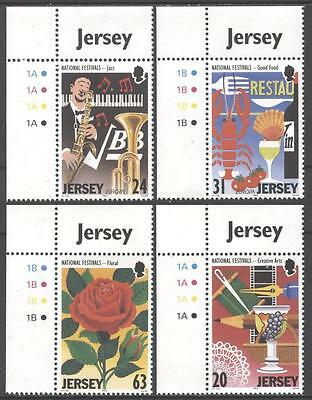 [JERS143]  JERSEY 1998 Europa Cept Issue MNH