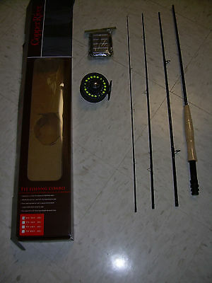 Cabela's Copper River Fly Fishing Combo