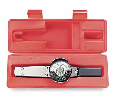 "Dial Torque Wrench, 1/2"" Drive, Proto, J6125F"