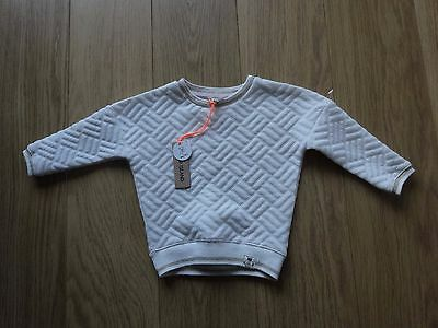 NEW - RIVER ISLAND CREAM BABY JUMPER Size 3-6 MONTHS